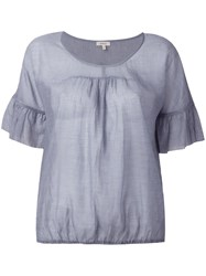 Bellerose Harlem Blouse Blue
