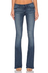 Black Orchid Mia Mid Rise Skinny Flare Muse