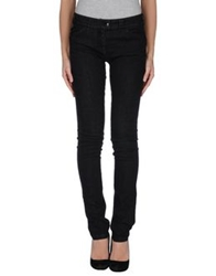 Balenciaga Denim Pants Black