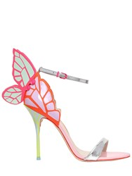 Sophia Webster 100Mm Chiara Butterfly Leather Sandals
