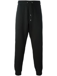 Mcq By Alexander Mcqueen Abstract Print Jogging Pants Black