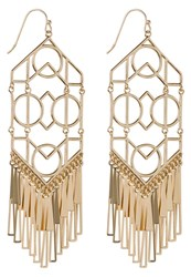 Banana Republic Tangier Earrings Goldcoloured