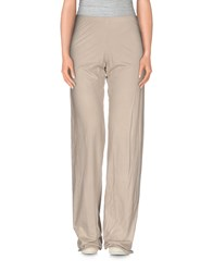 Almeria Trousers Casual Trousers Women Beige