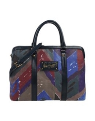 Ken Scott Handbags Dark Blue
