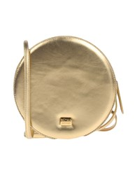 Boutique Moschino Handbags Platinum