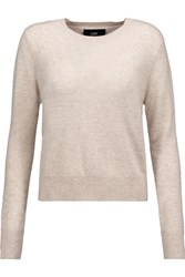 Line Cashmere Sweater Cream