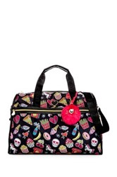 Betsey Johnson Nylon Duffle Multi