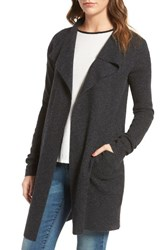 James Perse Women's Thermal Cashmere Cardigan
