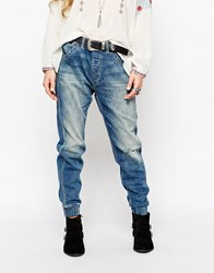Denim And Supply Ralph Lauren Denim And Supply By Ralph Lauren Jogger Jeans With Rips Blue