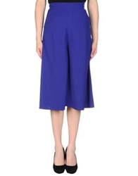 Carlo Contrada 3 4 Length Skirts Blue