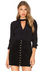 Bardot Felix Top Black