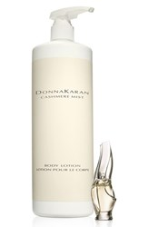 Donna Karan 'Cashmere Mist' Body Lotion And Fragrance Duo Nordstrom Exclusive 247 Value