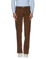 7 For All Mankind Trousers Casual Trousers Men Cocoa