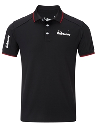 Bunker Mentality Cmax Events Polo Shirt Black