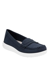 Clarks Jocolin Maye Cloudsteppers Cushioned Loafers