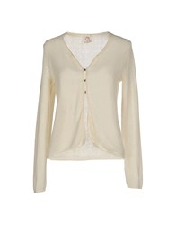 Attic And Barn Attic And Barn Knitwear Cardigans Women Ivory