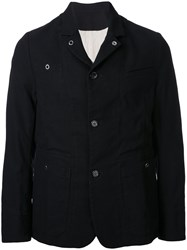 Undercover Buttoned Jacket Black