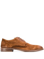 Moma Lace Up Shoes Brown