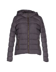 Bomboogie Down Jackets Dark Brown