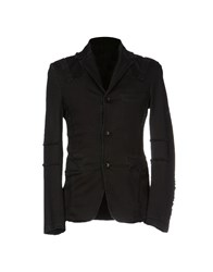 Richmond Denim Blazers Black