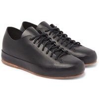 Feit Leather Sneakers Black