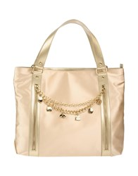 Braccialini Handbags Gold