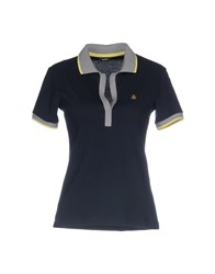 Refrigiwear Topwear Polo Shirts Dark Blue
