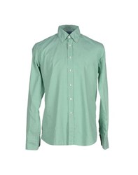 Altea Shirts Shirts Men Green