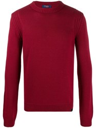 Trussardi Jeans Crew Neck Relaxed Fit Jumper 60