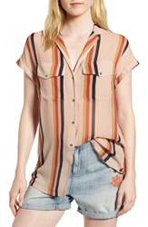 Scotch And Soda Longline Shirt Color 98 Combo S