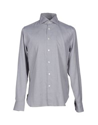 Roda Shirts Shirts Men Steel Grey