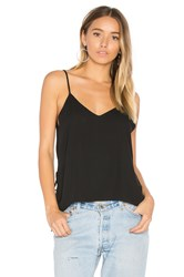Wyldr Cross Back Top Black