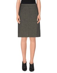 A.P.C. Skirts Knee Length Skirts Women