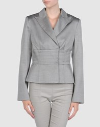 Gianfranco Ferre' Suits And Jackets Blazers Women Grey