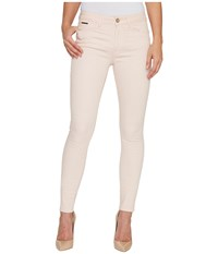 Ivanka Trump Denim Skinny Jeans In Blush Blush Women's Jeans Pink