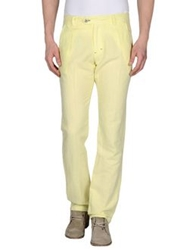Murphy And Nye Casual Pants Light Yellow