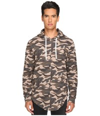Pyer Moss Out In The Open Hoodie Camo