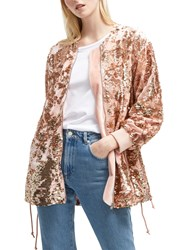French Connection Adette Jacket Teagown
