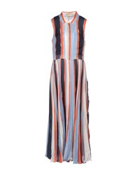 Elle Sasson Dresses Long Dresses Women Sky Blue