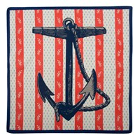 Thomas Paul Anchor Vineyard Napkin Multicolor