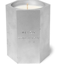 Tom Dixon Alloy Scented Candle 540G Colorless