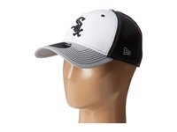 New Era White Front Neo Chicago White Sox Black Baseball Caps