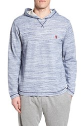 Majestic International Swept In Waves Hoodie Alfresco French Terry