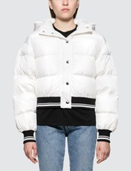 Msgm Giubbino Down Jacket
