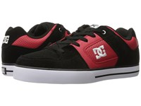 Dc Pure Red Black Men's Skate Shoes