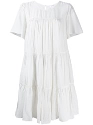 Anine Bing Tabitha Dress White