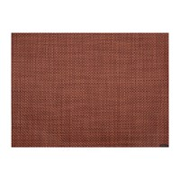 Chilewich Basketweave Rectangle Placemat Pomegranate