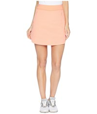 Callaway 17 Fast Track Perforated Skort Fusion Coral Multi