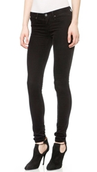 Ag Adriano Goldschmied The Super Skinny Legging Corduroys Super Black