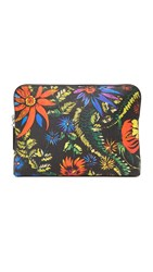 3.1 Phillip Lim 31 Minute Cosmetic Zip Pouch Black Multi